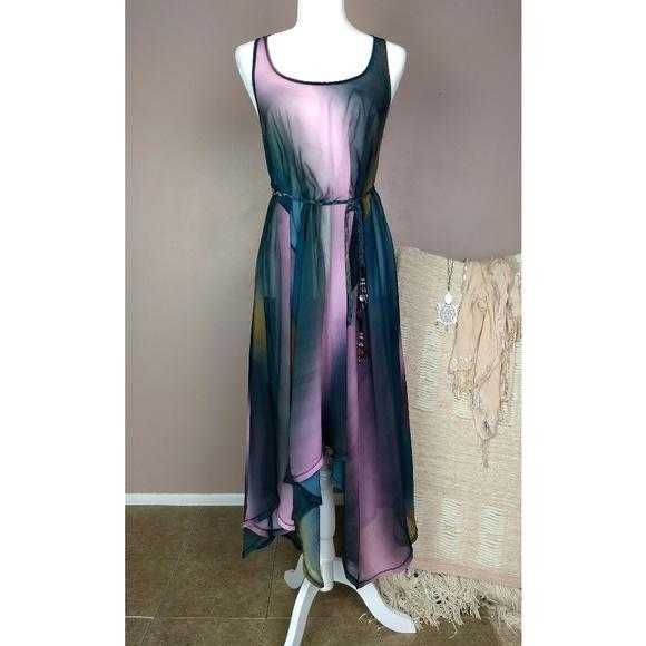 Awake Couture Dresses & Skirts - Awake Couture Grecian Maxi Dress/Coverup B8